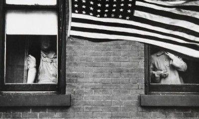© Robert Frank. Hoboken, Nueva Jersey, 1955