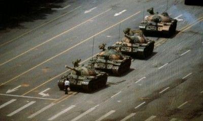 Plaza de Tiananmen, 1998 © Stuart Franklin